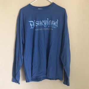Large Disney longe sleeve shirt